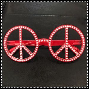 Accessories - ⬇️5/$20⬇️Hippie Glasses